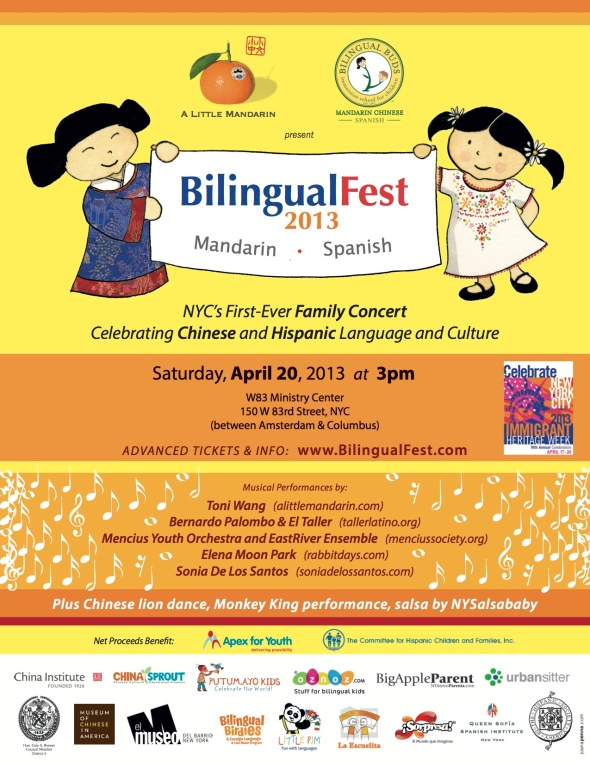 Celebrating Chinese and Hispanic Language and Culture